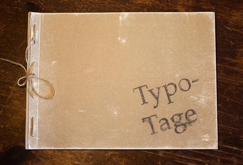 Cover des Buchs Typotage