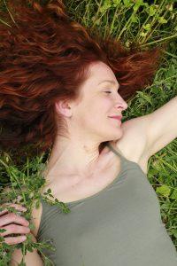 Fotoshooting von Eva Große © Annemarie Weber