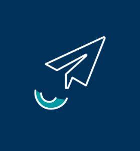 Mail verschicken Icon