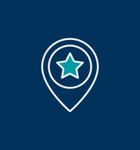 Markierung Icon