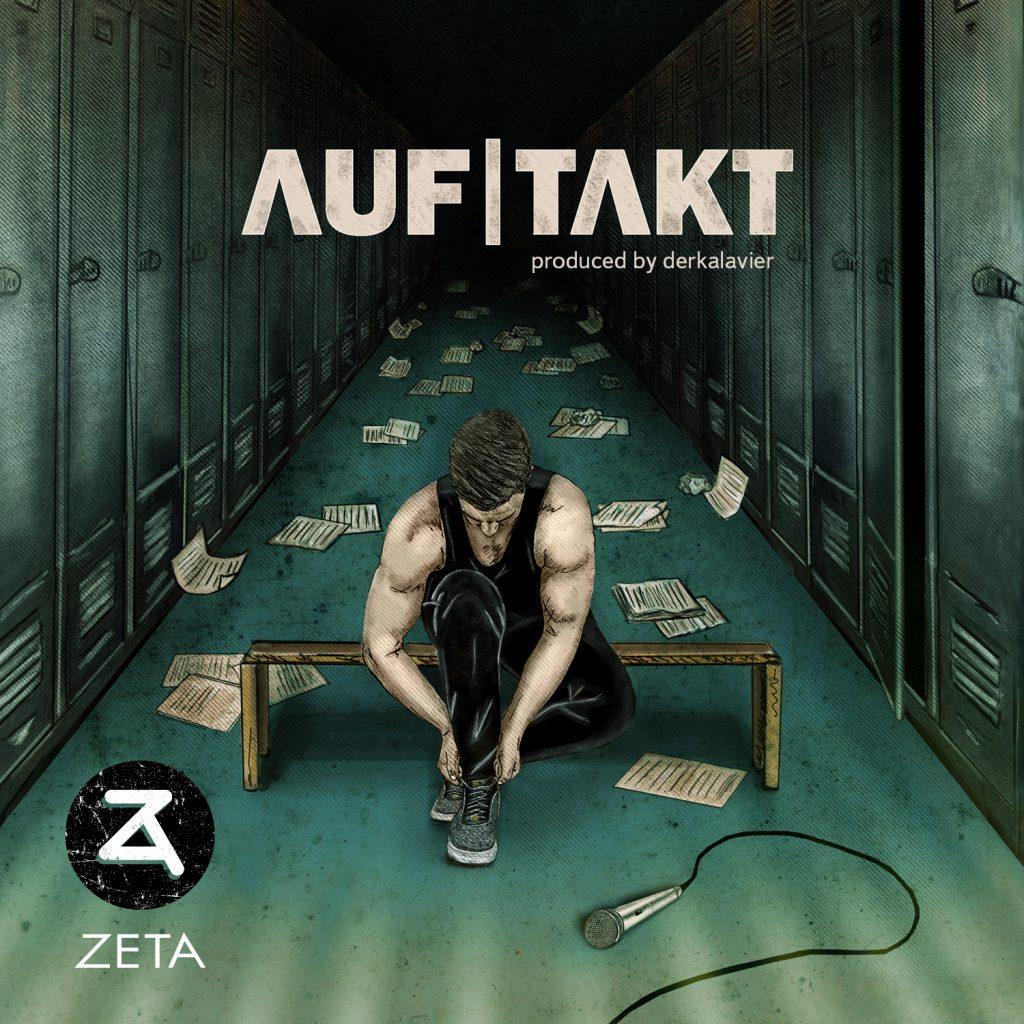 Illustration für Deutsch-Rapper ZETA
