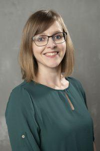 Portrait der Grafikdesignerin Annemarie Weber